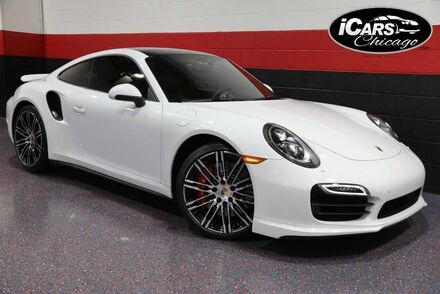 2016_Porsche_911_Turbo 2dr Coupe_ Chicago IL