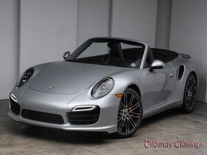 2016_Porsche_911_Turbo_ Akron OH