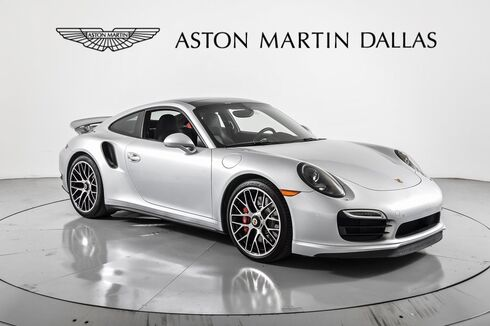 2016_Porsche_911_Turbo_ Dallas TX