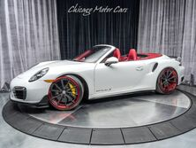 Porsche 911 Turbo S Cabriolet MSRP $241k+ $50k+ in Upgrades! 2016
