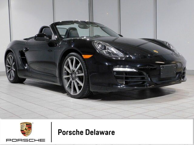 2016 Porsche Boxster Black Edition Newark DE