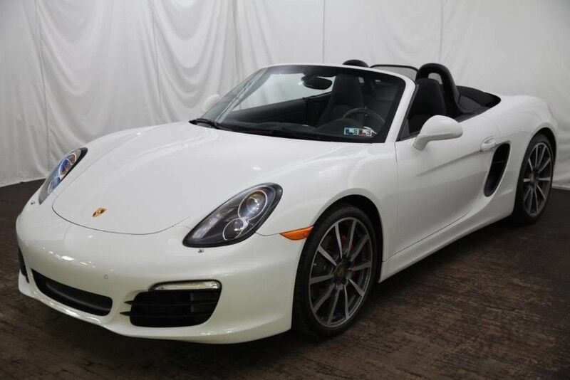 2016 Porsche Boxster S Pittsburgh PA