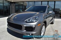 2016_Porsche_Cayenne_/ AWD / Heated & Cooled Leather Seats / Navigation / Bose Speakers / Panoramic Sunroof / Bluetooth / Back Up Camera / Cruise Control / Tow Pkg / 24 MPG_ Anchorage AK