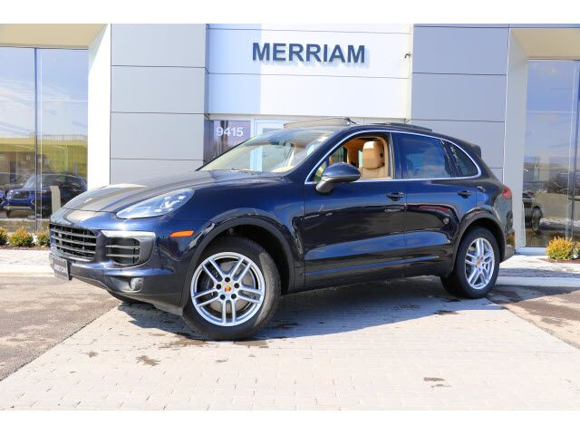 2016 Porsche Cayenne  Merriam KS