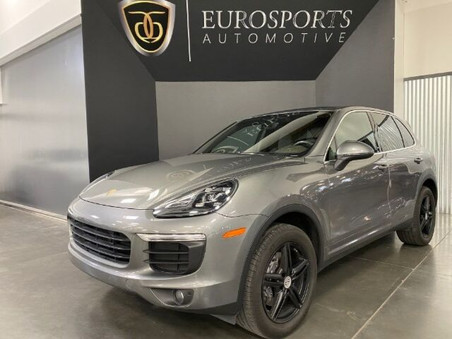 2016 Porsche Cayenne  Salt Lake City UT