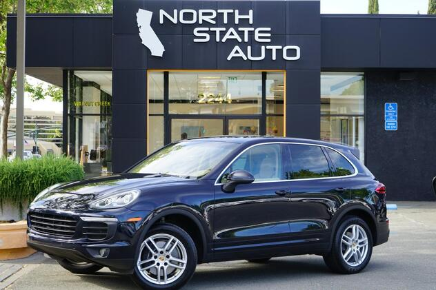 2016_Porsche_Cayenne__ Walnut Creek CA