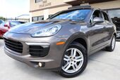 2016 Porsche Cayenne $70,980 Sticker,Texas Born,Special Color!