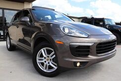 2016_Porsche_Cayenne_$70,980 Sticker,Texas Born,Special Color!_ Houston TX