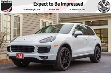 2016_Porsche_Cayenne_AWD_ Boxborough MA