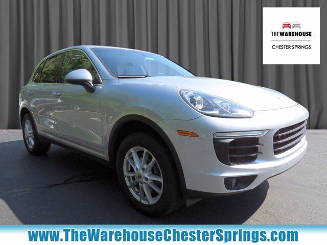 2016 Porsche Cayenne Base Chester Springs PA
