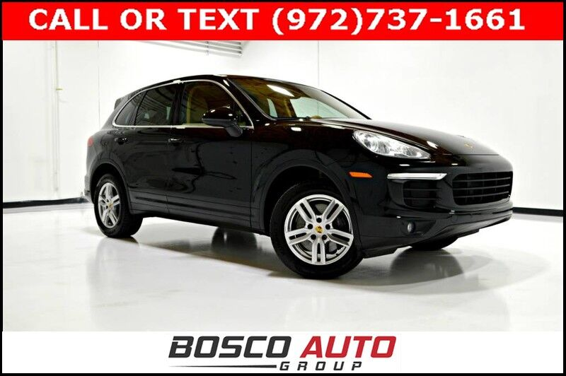2016 Porsche Cayenne Base Flower Mound TX