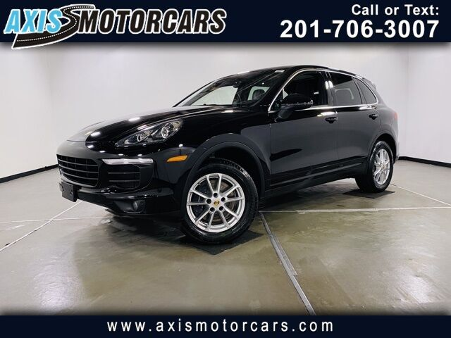 2016 Porsche Cayenne Base Jersey City NJ