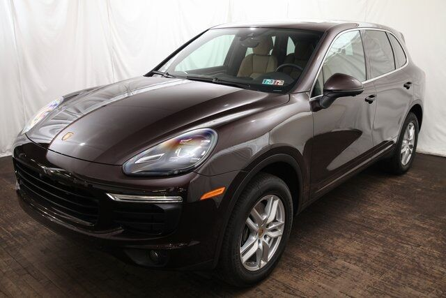 2016 Porsche Cayenne Base Pittsburgh PA