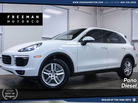 2016_Porsche_Cayenne_Diesel AWD Pano Backup Cam Htd Seats_ Portland OR