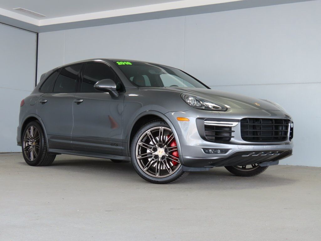 2016 Porsche Cayenne GTS Kansas City KS