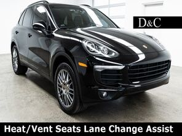2016_Porsche_Cayenne_Heat/Vent Seats Lane Change Assist_ Portland OR