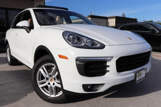 2016 Porsche Cayenne LOW MILES, PANO ROOF, FACTORY WARRANTY!!! Houston TX