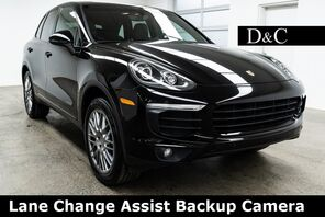 2016_Porsche_Cayenne_Lane Change Assist Backup Camera_ Portland OR