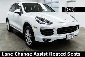 2016_Porsche_Cayenne_Lane Change Assist Heated Seats_ Portland OR