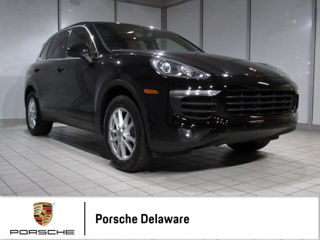 2016 Porsche Cayenne PANORAMIC ROOF Newark DE