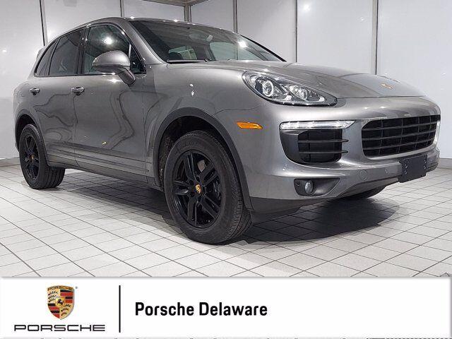 2016 Porsche Cayenne PREMIUM PACKAGE Newark DE
