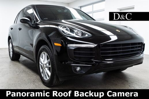 2016 Porsche Cayenne Panoramic Roof Backup Camera Portland OR