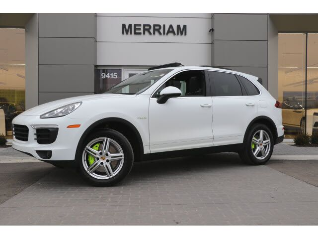 2016 Porsche Cayenne S E Hybrid Merriam Ks