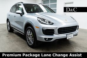 2016_Porsche_Cayenne_S Hybrid Premium Package Lane Change Assist_ Portland OR