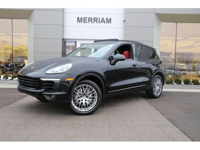 2016 Porsche Cayenne S Kansas City KS
