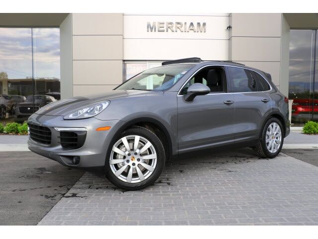 2016 Porsche Cayenne S Merriam KS