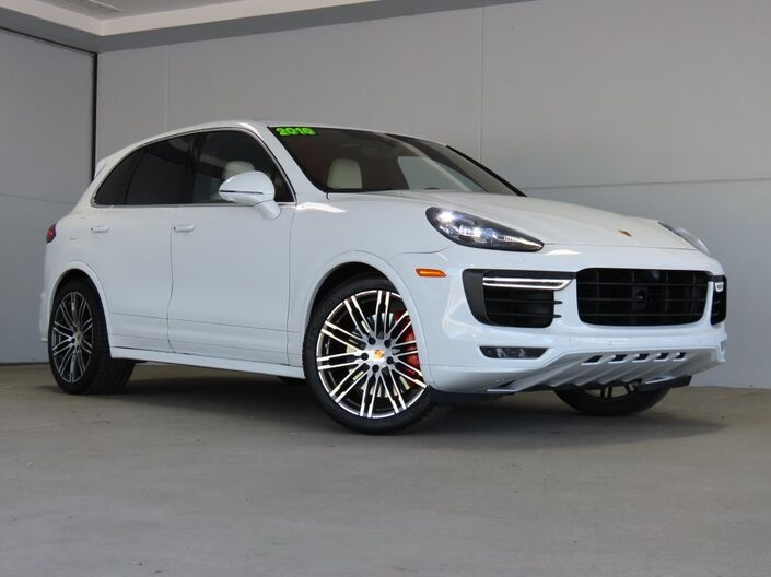 2016 Porsche Cayenne Turbo Kansas City KS