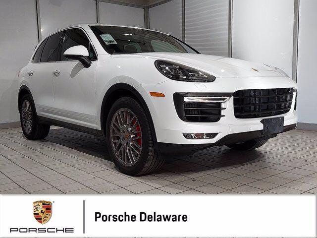2016 Porsche Cayenne Turbo Newark DE