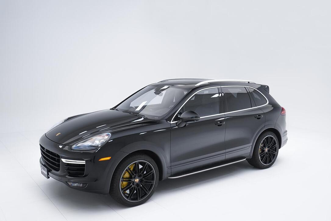 2016 Porsche Cayenne Turbo S Pompano Beach FL