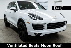 2016_Porsche_Cayenne_Ventilated Seats Moon Roof_ Portland OR