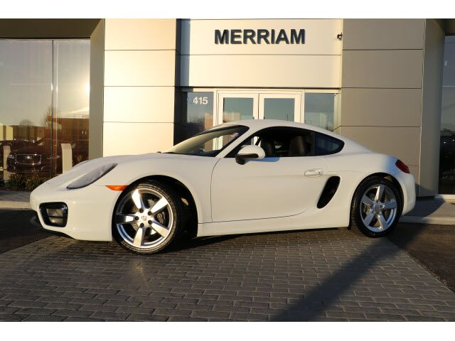 2016 Porsche Cayman  Kansas City KS
