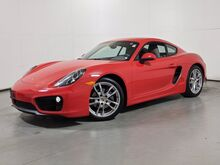 2016_Porsche_Cayman_Base_ Cary NC