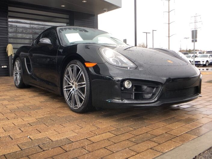 2016 Porsche Cayman Black Edition Highland Park IL