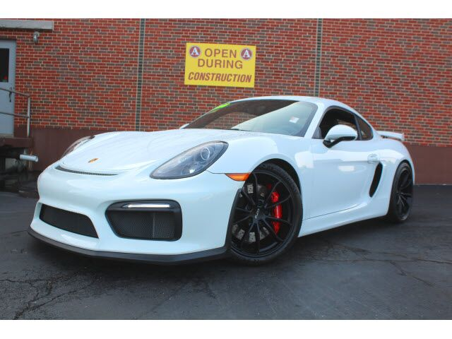 2016 Porsche Cayman GT4 Kansas City KS