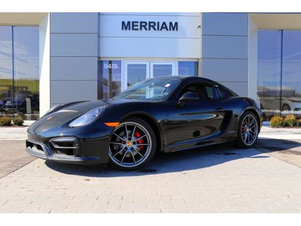 2016_Porsche_Cayman_GTS_ Merriam KS