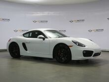 2016_Porsche_Cayman_S Navigation,AC/Heated Seats,Bose Sound,Spoiler_ Houston TX