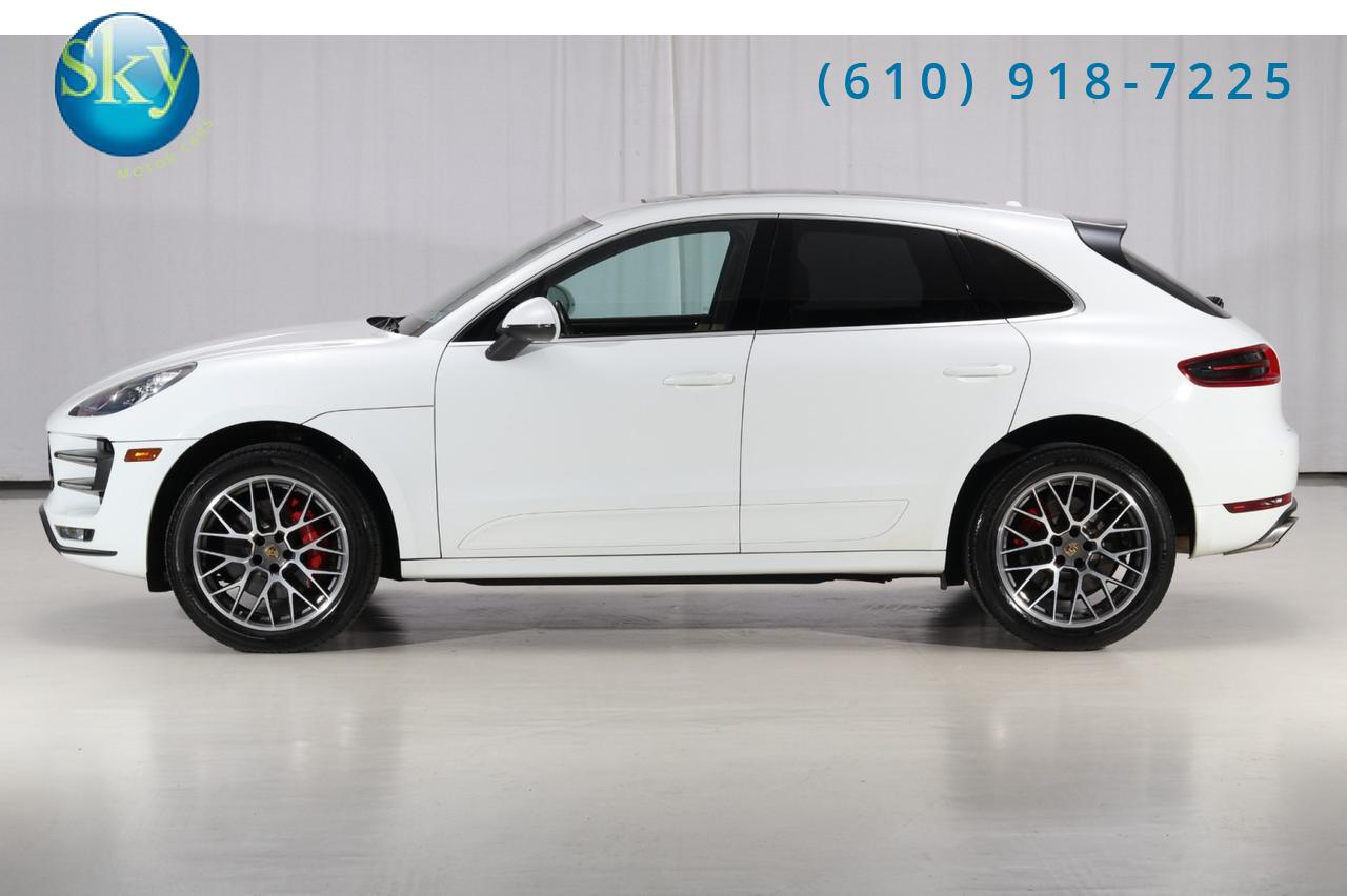 Used Porsche Macan West Chester Pa