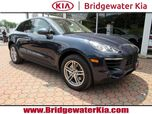 2016 Porsche Macan S AWD, Premium Package Plus, Infotainment Package, Navigation System, Rear-View Camera, Bluetooth Streaming Audio, Ventilated Leather Seats, Panorama Sunroof, 20-Inch Alloy Wheels,