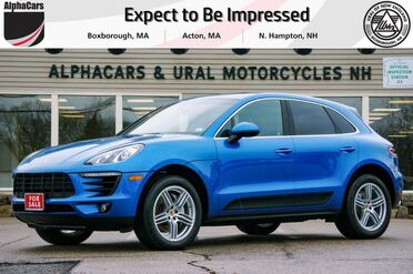 2016_Porsche_Macan_S_ Boxborough MA