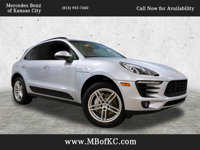 2016 Porsche Macan S Kansas City MO