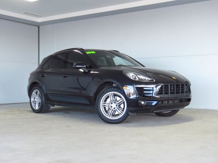 2016 Porsche Macan S Kansas City KS