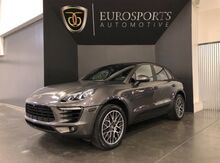 2016_Porsche_Macan_S_ Salt Lake City UT