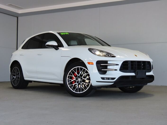 2016 Porsche Macan Turbo Merriam KS