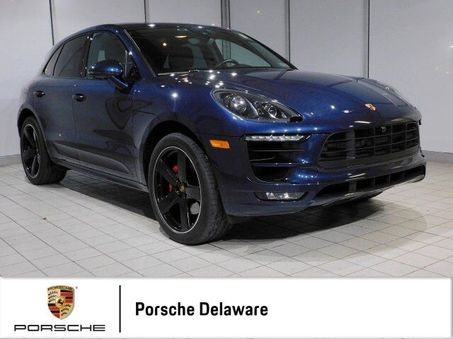 2016 Porsche Macan Turbo Newark DE