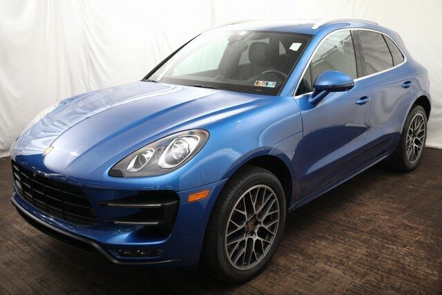 2016 Porsche Macan Turbo Pittsburgh PA