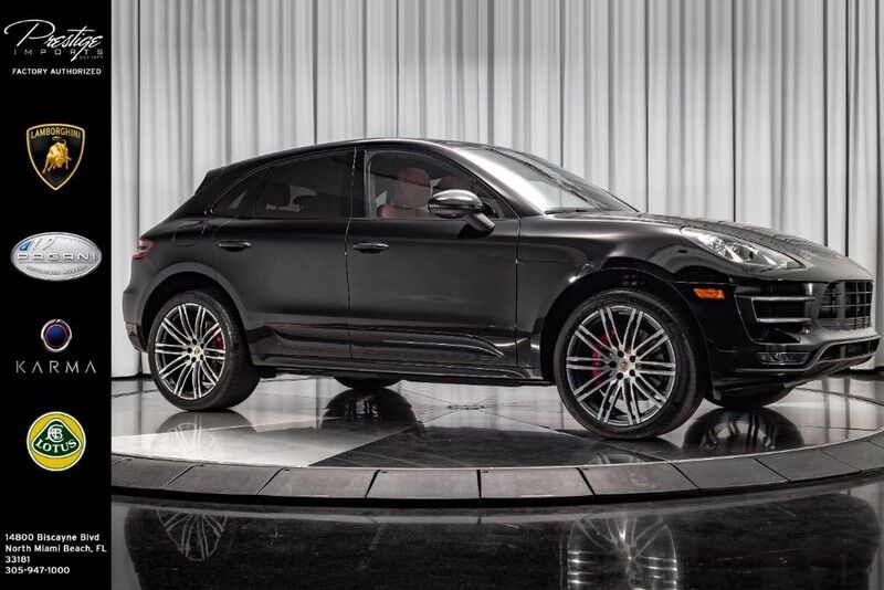 2016_Porsche_Macan Turbo_Turbo_ North Miami FL